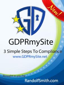 GDPRmySite.net cover